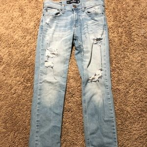 Hollister Skinny Jeans 28x30
